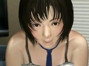 [3Dエロアニメ] 金玉舐めフェラしてくれるピンサロ行ってみた