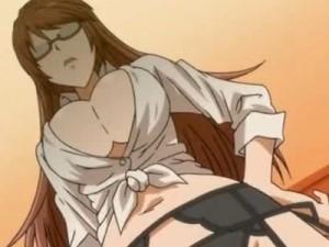 【エロアニメ】 いつもは頼まないとフェラもしてくれない大人しい彼女がSっ気たっぷりの痴女になって逆レイプ足コキしてきた