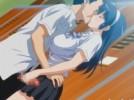 【エロアニメ】 エッチな写真撮られて脅されてそのまま流されてシックスナイン
