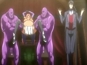 【エロアニメ】 見世物にされオークに犯されスカトロうんこ漏らし強制される褐色女騎士