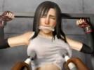 【3Dエロアニメ】 敵に捕まり拘束されてエロボディ犯されまくるFFティファ