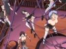 【エロアニメ】 触手に襲われた学園。美少女たちが次々と触手に犯されアナルレイプまでされちゃうw