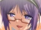 【エロアニメ】 花嫁コスプレでカメ子に撮影されながらセックスする痴女メガネっ娘コスプレイヤーと電車で犯されるお姉さん