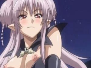 【エロアニメ】 巨乳サキュバス美少女が無垢な少年の童貞を奪う筆おろし逆レイプセックス