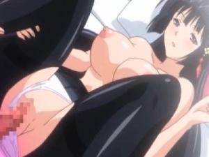 【エロアニメ】 病身の処女お姉ちゃんの安全日オマンコに中出しお注射セックス