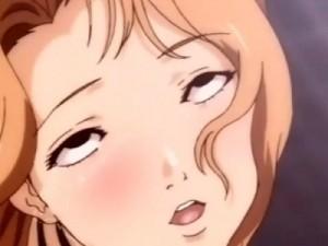 【エロアニメ】 拘束されて意識が飛ぶまでレイプされるお嬢様