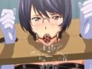 【エロアニメ】 ボールギャグ咥えさせられた拘束状態で男子たちに輪姦陵辱肉便器調教される巨乳メガネっ娘