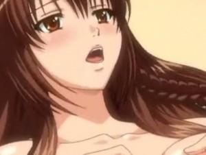 【エロアニメ】 学校でセックスしても物足りないっていう彼女の家に行って延長セックス