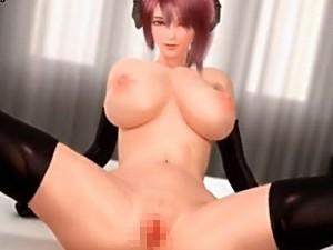 【3Dエロアニメ】 エロ目的で召喚したサキュバスお姉さんをチンポの力で屈服させるw