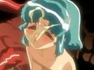 【エロアニメ】 緊縛拘束レイプで中出しに顔射され精液塗れにされる美少女