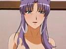 【エロアニメ】 お母さんのエロフェラで口内射精して近親相姦セックス