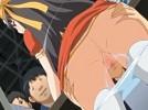 【エロアニメ】 即売会で売り子やってる黒髪ツンデレにクンニしてクリトリス責めにアナルホジホジのエッチないたずら