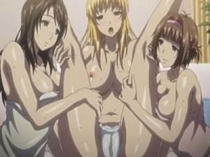 【エロアニメ】 義母と義妹に催眠かけて義妹の処女マンコ貫通中出しセックス