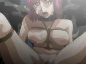 【エロアニメ】 魔物や触手に異種姦レイプされてアヘ顔イキする巨乳美女