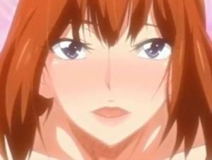 【エロアニメ】 美少女クラスメイトの勃起乳首いじって喘がせ生セックスの約束しながらゴム付きイチャラブセックス