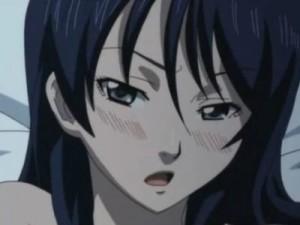 【エ□アニメ】 友達たちとの雑魚寝中に彼女に夜這いされ周りに寝ている友達や気付いてガン見してる娘もいるのにセッ●スしちゃう