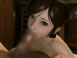 【3Dエロアニメ】 男とセックスしたり化け物に異種姦レイプされる美少女たち