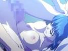 【エロアニメ】 敏感オマンコをオチンポピストンで責められて激しく喘いで中出しでイッちゃう美少女