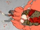 【エロアニメ】 グロテスクなクリーチャーに襲われ犯され捕食されちゃう黒髪少女