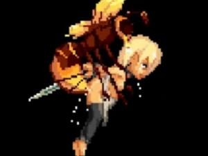 【エロアニメ】 虫やスライムやオークたちのモンスターチンポで異種姦種付けレイプされる金髪エルフの女騎士