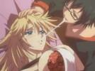 【エロアニメ】 キスだけでイカされる超テクで調教レイプされて処女奪われて快楽堕ちする金髪爆乳美女