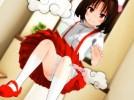 【3Dエロアニメ】 ちっぱい美少女幽霊花子さんを召喚したキモデブ男がエッチな御札で花子さんに催眠かけて電マでオシッコお漏らしイキさせてキツマン犯して中出し射精w