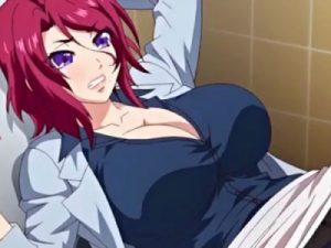 【エロアニメ】 鬼畜生徒の性奴隷にされた勝ち気な女教師がバイブ挿れたまま授業させられてトイレで犯され中出しされちゃうw