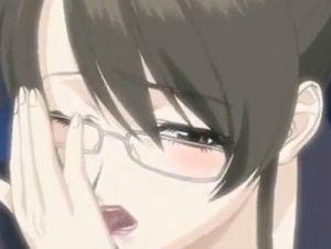 【エロアニメ】 男子生徒をフェラチオ誘惑して中出し生セックスする女教師