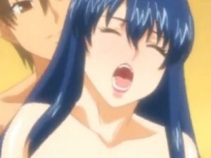 【エロアニメ】 美人熟女とママ呼び母子プレイで中出しセックス
