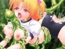 【エロアニメ】 触手に襲われた美少女ブルマっ娘がオマンコとアナルに中出しされて触手精液種付けされちゃう