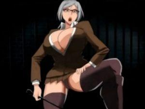 【エロアニメ】監獄学園の白木芽衣子をアヘ顔快楽堕ちさせる種付けプレス中出しセックス