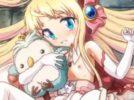 【エロアニメ】 領主の娘の金髪ちっぱいお嬢様を睡姦&オマンコ調教したり巨乳化したお嬢様に母乳おっぱいでパイズリさせて口内射精