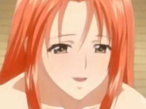 【エロアニメ】 エッチな催眠療法で憧れの巨乳お姉さんの安全日オマンコに中出ししちゃうw