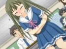 【エロアニメ】 転校初日にウンコ我慢してた美少女が我慢しきれずクラスメイトの目の前でウンコお漏らししちゃうw ※スカトロ注意