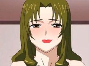 【エロアニメ】 目が覚めたら巨乳熟女叔母にお持ち帰りされてて中出しセックス