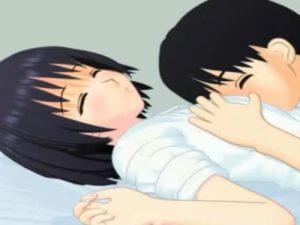 【3Dエロアニメ】 寝ている幼馴染お姉ちゃんにエッチなイタズラw途中で起きたけど強引にオチンポ挿入して中出ししちゃうw