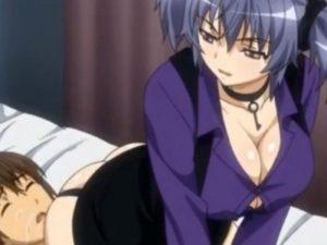 【エロアニメ】 ドS美少女に顔面騎乗逆レイプでクンニご奉仕させられちゃうw