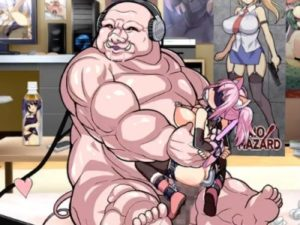 【エロアニメ】 キモオタオークにオナホ扱いされて中出し異種姦レイプされるピンク髪猫耳ツインテ美少女