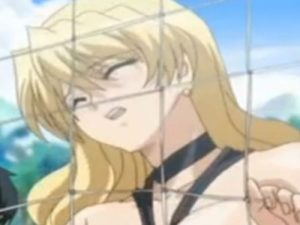 【エロアニメ】 敵に捕まった女海賊。ビーチで衆人環視レイプされる